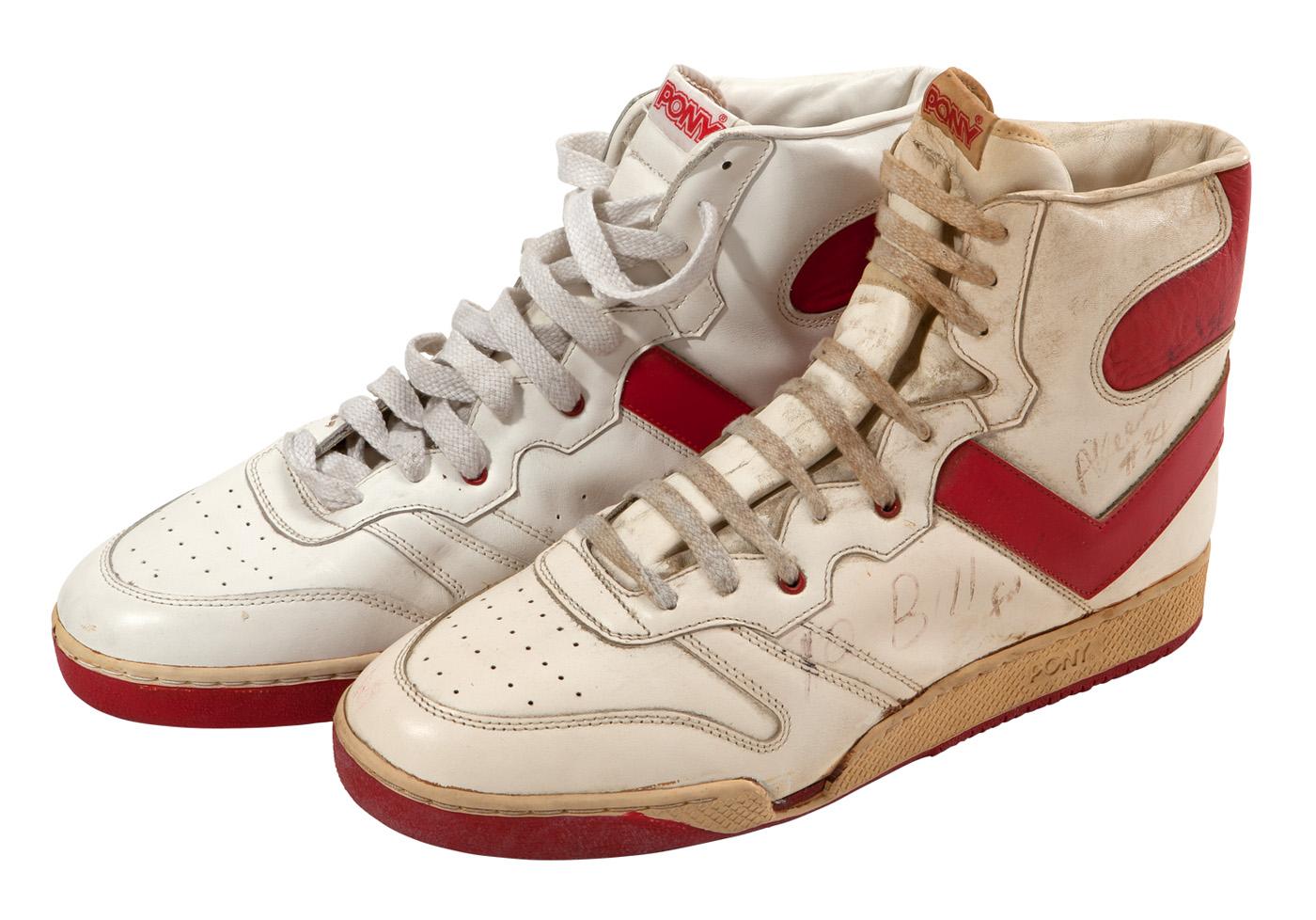 Hakeem Olajuwon Shoes Hakeem olajuwon game worn and