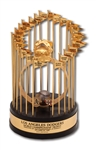 DON DRYSDALES 1988 LOS ANGELES DODGERS WORLD SERIES TROPHY (DRYSDALE COLLECTION)