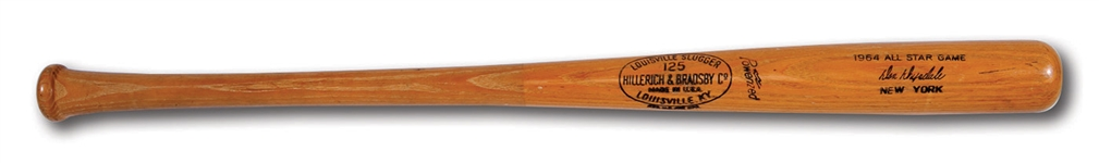 DON DRYSDALES JULY 7, 1964 ALL-STAR GAME READY LOUISVILLE SLUGGER PROFESSIONAL MODEL BAT (DRYSDALE COLLECTION)