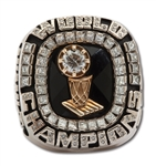 2006 MIAMI HEAT WORLD CHAMPIONS 14K GOLD RING IN ORIGINAL BOX PRESENTED TO JAMES POSEY SR.