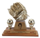 TONY GWYNNS 1986 RAWLINGS GOLD GLOVE AWARD - ONE OF TWO PRESENTED TO GWYNN (SDHOC COLLECTION)