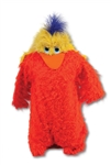 THE SAN DIEGO CHICKEN MASCOT OUTFIT - SMALLER VERSION (SDHOC COLLECTION)