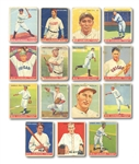 1933 GOUDEY LOW-GRADE LOT OF (55) CARDS INCL. (15) HOFERS (SDHOC COLLECTION)