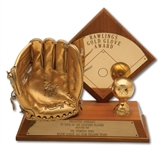 1959 RAWLINGS GOLD GLOVE AWARD (SDHOC COLLECTION)