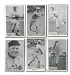 "1929-30 R315 ""PORTRAITS AND ACTION"" LOT OF (21) INCL. FOXX, HORNSBY AND 8 OTHER HOFERS"