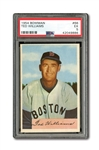 1954 BOWMAN #66 TED WILLIAMS PSA EX 5