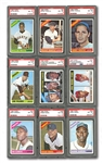 1966 TOPPS MASTER COMPLETE SET (8.0 GPA) RANKED #6 (CURRENT & ALL-TIME) ON PSA REGISTRY AMONG 100% COMPLETE MASTER SETS