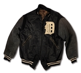 C. 1940S - 1950S DETROIT TIGERS GAME WORN TEAM JACKET ATTRIBUTED TO HAL WHITE OR AL KALINE