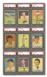 1941 PLAYBALL BASEBALL COMPLETE SET OF (72)
