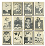 1962 O-PEE-CHEE FOOTBALL NEAR SET (158/169)