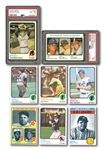1973 TOPPS BASEBALL COMPLETE SET OF (660)