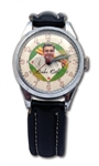 1949 BABE RUTH EXACTA TIME CORP. WRISTWATCH IN WORKING CONDITION