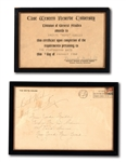 "1966 MARTIN LUTHER KING JR. AUTOGRAPHED WHITE HOUSE CIVIL RIGHTS CONFERENCE INVITATION SENT TO JACKIE ""MOMS"" MABLEY"