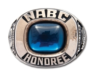 OSCAR ROBERTSONS 1960-1985 NABC HONOREE RING (ROBERTSON COLLECTION)