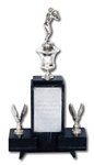 OSCAR ROBERTSONS 1957-58 ULEX UNIVERSITY OF CINCINNATI MOST VALUABLE BASKETBALL PLAYER TROPHY (ROBERTSON COLLECTION)