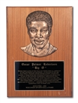 OSCAR ROBERTSONS 1995 WISCONSIN SPORTS HALL OF FAME PLAQUE (ROBERTSON COLLECTION)