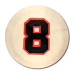 OCTOBER 1-6, 2001 CAL RIPKEN JR. GAME USED BALTIMORE ORIOLES ON-DECK CIRCLE FROM HIS FINAL CAREER HOME STAND (MLB AUTH.)