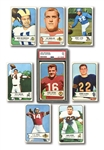 1954 BOWMAN FOOTBALL COMPLETE SET OF (128)