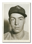 1936 JOE DIMAGGIO ORIGINAL AP WIRE PHOTOGRAPH FROM HIS ROOKIE SEASON (PSA/DNA TYPE I)