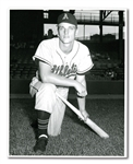 ROGER MARIS ROOKIE-ERA PHOTOGRAPH BY DON WINGFIELD