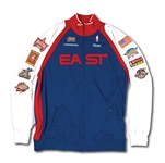 2006 ALLEN IVERSON NBA ALL-STAR GAME WORN WARM-UP JACKET