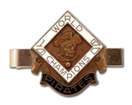 1960 PITTSBURGH PIRATES WORLD SERIES TIE CLIP