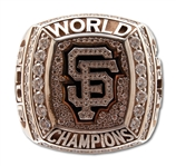VIDA BLUES 2012 SAN FRANCISCO GIANTS WORLD SERIES CHAMPIONS RING IN ORIGINAL PRESENTATION BOX