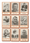 1967 ROYAL CASTLE MIAMI DOLPHINS LOT OF (15)