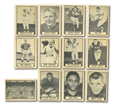 1962 O-PEE-CHEE CANADIAN FOOTBALL COMPLETE SET OF (169)