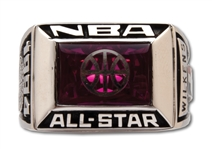 LENNY WILKENS 1994 NBA ALL-STAR GAME RING - HEAD COACH OF EASTERN CONFERENCE (WILKENS LOA)