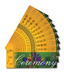 LOT OF (10) 1996 ATLANTA SUMMER OLYMPICS CLOSING CEREMONIES FULL UNUSED TICKETS