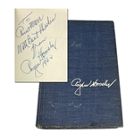 "1962 ROGERS HORNSBY SIGNED & INSCRIBED AUTOBIOGRAPHY ""MY WAR WITH BASEBALL"" FIRST EDITION HARDCOVER BOOK"