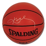 EARLY 2000S KOBE BRYANT AUTOGRAPHED OFFICIAL NBA BASKETBALL
