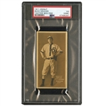 "1911 ZEE-NUT E136 (PCL) BUCK WEAVER PSA VG 3 (MK) - ONE OF 1919 BLACK SOX ""EIGHT MEN OUT"" (YAHTZEE BOX FIND)"
