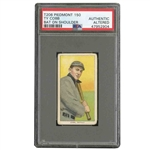 1909-11 T206 PIEDMONT TY COBB (BAT ON SHOULDER) - PSA AUTHENTIC