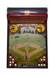 "EARLY 1920S HUSTLER TOY CORP. ""THE GREAT AMERICAN BASEBALL GAME"" IN WORKING CONDITION"