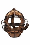 1930S BILL DICKEY PERSONAL MODEL GOLDSMITH CATCHERS MASK