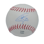 STEPHEN CURRY SINGLE SIGNED BASEBALL