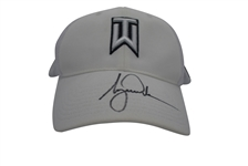 TIGER WOODS AUTOGRAPHED 2013 NIKE TW 20XI VrS TOUR HAT