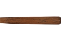 1916-19 EDDIE COLLINS GAME USED HILLERICH & BRADSBY PROFESSIONAL MODEL BAT FROM WORLD CHAMPIONSHIP AND BLACK SOX ERA (PSA/DNA GU 8)
