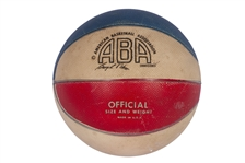 C. 1968-69 OFFICIAL ABA (GEORGE MIKAN) BASKETBALL