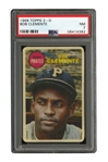 1968 TOPPS 3-D ROBERTO CLEMENTE - RARE XOGRAPH TEST/PROOF VERSION (PSA NM 7)