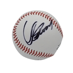 CLINT EASTWOOD BOLDLY SINGLE SIGNED BASEBALL