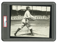 1912 SAM CRAWFORD ORIGINAL PHOTOGRAPH BY CHARLES CONLON - (PSA/DNA TYPE I)
