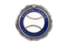 1915 FEDERAL LEAGUE SEASON PASS