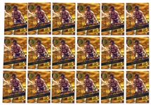 LOT OF (50) 1994 SIGNATURE ROOKIES GOLD STANDARD SIGNED BY CONNIE HAWKINS